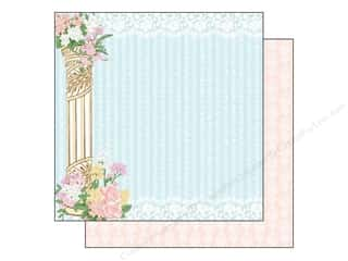 Clearance Best Creations Paper 12x12: Best Creation Paper 12x12 Blossoming Time Silence (25 piece)