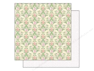 Clearance Best Creations Paper 12x12: Best Creation Paper 12x12 Blossoming Time Grows (25 piece)