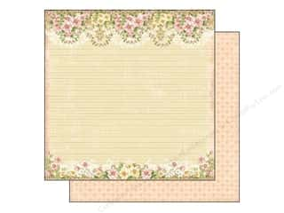 Best Creation Flowers: Best Creation 12 x 12 in. Paper A Little Dream Collection Life (25 pieces)