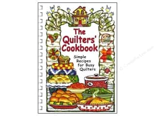 The Quilters' Cookbook Book
