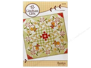Gingham Girls Quilting Patterns: Gingham Girls Reston Pattern