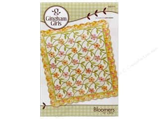 Shabby Fabrics Borders: Gingham Girls Bloomers Pattern
