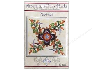 American Album Block Nevada Pattern