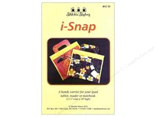 Snaps Snap Tape: Stitchin Sisters I Snap Pattern