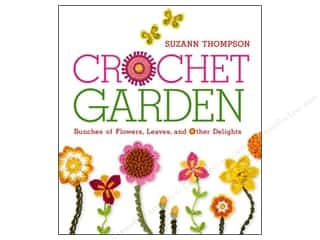 Books Clearance: Crochet Garden Book