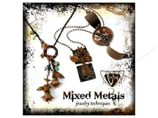 Metal Vintaj: Vintaj Mixed Metals Jewelry Techniques Book