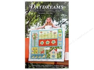 Lauren & Jessi Jung Designs Flowers: Lauren & Jessi Jung Daydreams Pattern