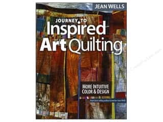 C&T Publishing Journey To Inspired Art Quilting Book