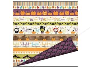 fall sale graphic 45: Imaginisce Paper 12x12 Monster Mash Fall Medley (25 piece)