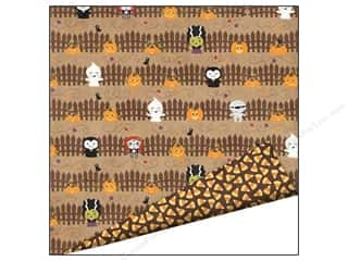 Imaginisce Paper 12x12 Monster Mash Spook Alley (25 piece)