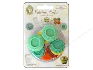 Epiphany Charm Setting Vintage #14 Cabana 10pc