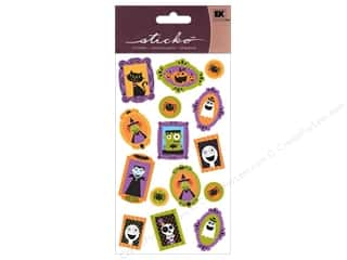 EK Sticko Sticker Sparkler Halloween Icons