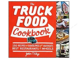 Books & Patterns Cooking/Kitchen: Workman Publishing Truck Food Cookbook Book