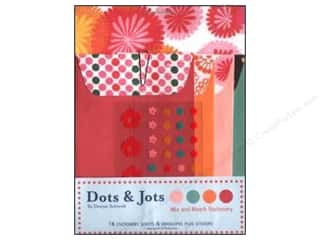 Theme Stickers / Collection Stickers: Chronicle Stationery Denyse Schmidt Dots & Jots