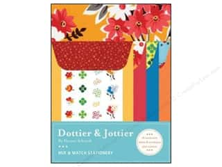 Theme Stickers / Collection Stickers: Chronicle Stationery Denyse Schmidt Dottier &Jottr