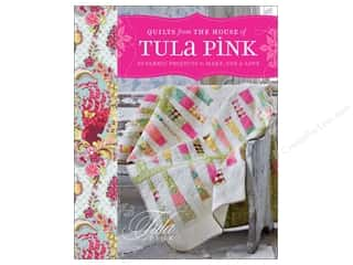 Krause Publications $20 - $25: Krause Publications Quilts From The House Of Tula Pink Book