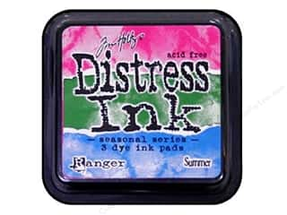 Tim Holtz Distress Pad Set Summer by Ranger 3pc