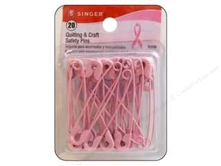 Singer Safety Pins Quilting & Craft BCRF Sz3 20pc