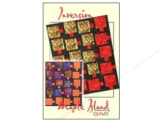"Maple Island Quilts 12"": Maple Island Quilts Inversion Pattern"