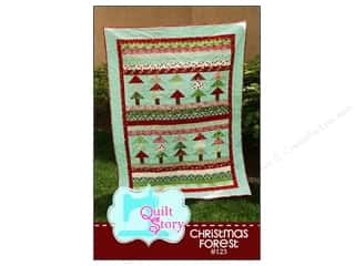 Patterns Christmas: Quilt Story Christmas Forest Pattern
