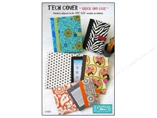 Tech Cover Pattern