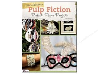 Sparkle Sale DecoArt Craft Twinkles: Pulp Fiction 2nd Edition Book
