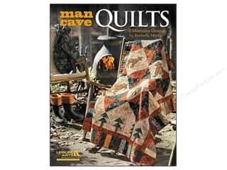 Leisure Arts Man Cave Quilts Book