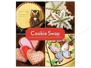Books & Patterns Birthdays: Gibbs-Smith Cookie Swap Book