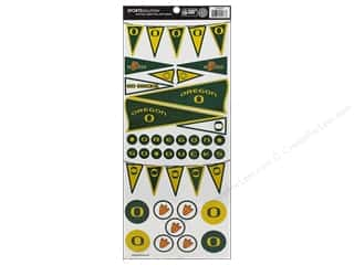 Sport Solution: Sports Solution Sticker Pennant Oregon