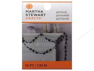 Martha Stewart Decorative Die Cut Garland Spider