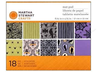 Martha Stewart Mat Pad 6.5&quot;x 4.5&quot; Haunted