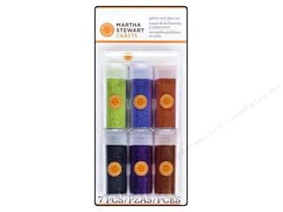 March Madness Sale Glitter Blast: Martha Stewart Glitter Mini 6pk Haunted