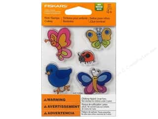 Fiskars Stamp Kids Clear Cutesy