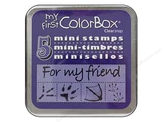 ColorBox Stamps: ColorBox Stamp My First Mini Flutters