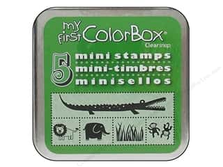 ColorBox My First Mini Stamps Jungle
