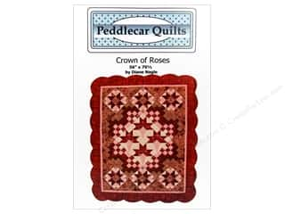Peddlecar Quilts Quilt Patterns: Peddlecar Quilts Crown Of Roses Pattern