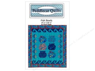 Peddlecar Quilts Quilt Patterns: Peddlecar Quilts Fish Bowls Pattern