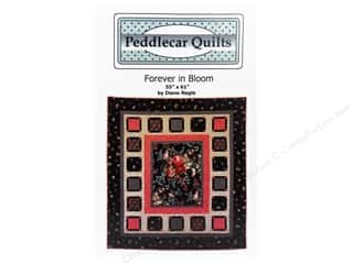 Quilt in a Day Borders: Peddlecar Quilts Forever In Bloom Pattern