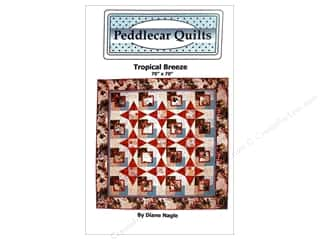 Patterns Clearance: Peddlecar Quilts Tropical Breeze Pattern