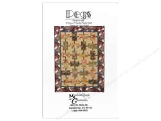 Mountainpeek Creations Fat Quarter / Jelly Roll / Charm / Cake Patterns: Mountainpeek Creations Pegs Pattern