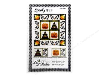 Halloween Clearance Patterns: QuiltWoman.com Spooky Fun Pattern