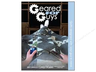 Geared For Guys Book