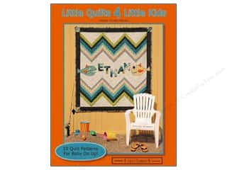 Clearance Books: Anka's Treasures Little Quilts 4 Little Kids Book by Heather Mulder Peterson