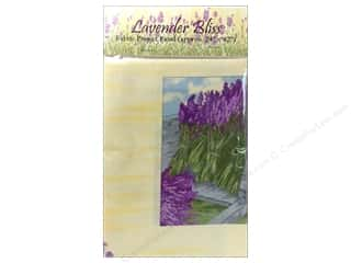 Firetrail Designs Fabric Panel Lavender Bliss