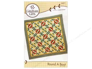 Gingham Girls Quilting Patterns: Gingham Girls Round A Bout Pattern