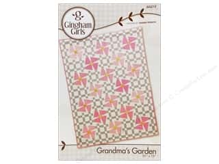 Gingham Girls Quilting Patterns: Gingham Girls Grandma's Garden Pattern