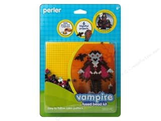 Kid Crafts Perler Fused Bead: Perler Fused Bead Kit Vampire