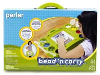 Perler Fused Bead Kit Bead 'N Carry