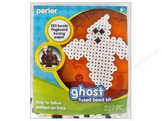Weekly Specials Perler Fused Bead Kit: Perler Fused Bead Kit Trial Ghost