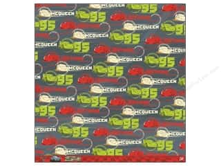 EK Paper 12x12 Disney Lightning McQueen 95 (25 piece)